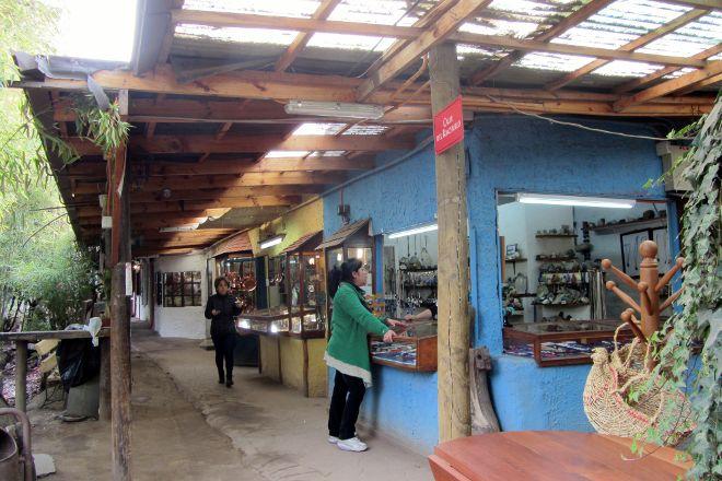Centro Artesanal Pueblito Los Dominicos, Santiago, Chile