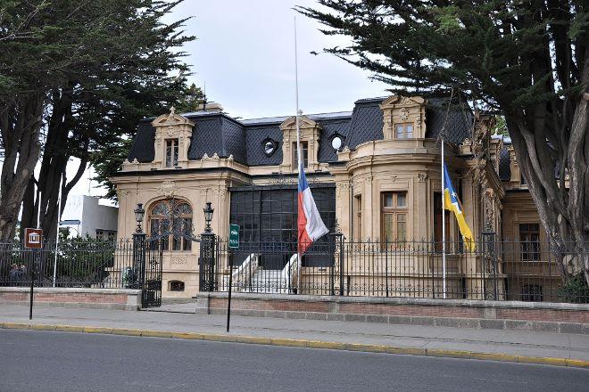 Centro Cultural Braun-Menendez, Punta Arenas, Chile