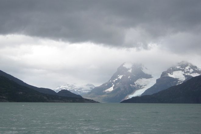 Channel of Last Hope (Ultima Esperanza), Puerto Natales (Torres del Paine), Chile