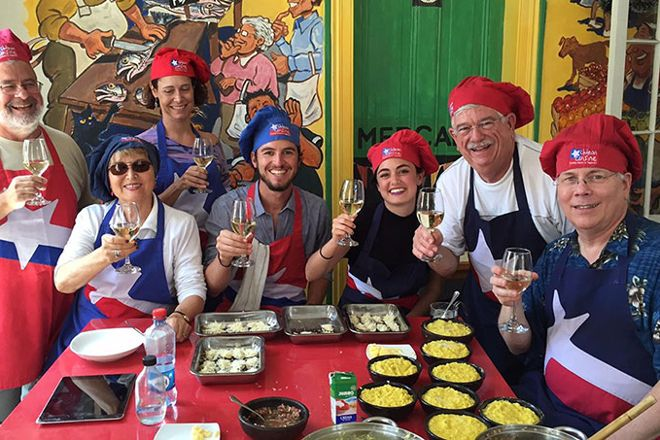 Chilean Cuisine Cooking Classes, Valparaiso, Chile