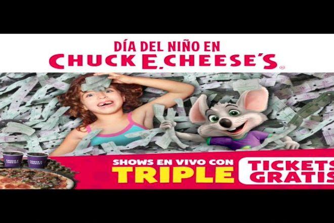 Chuck E. Chesse's, La Serena, Chile