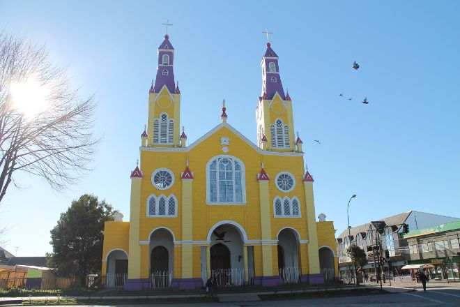 Church of San Francisco, Castro, Chile