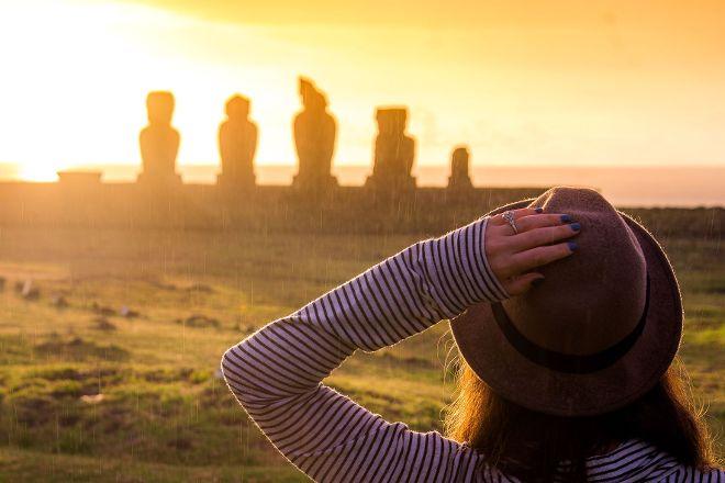 Easter Island Spirit Day Tours, Hanga Roa, Chile