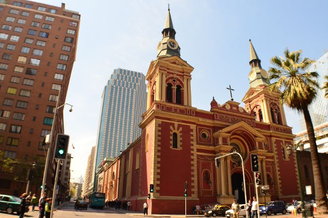 Iglesia de La Merced, Santiago, Chile