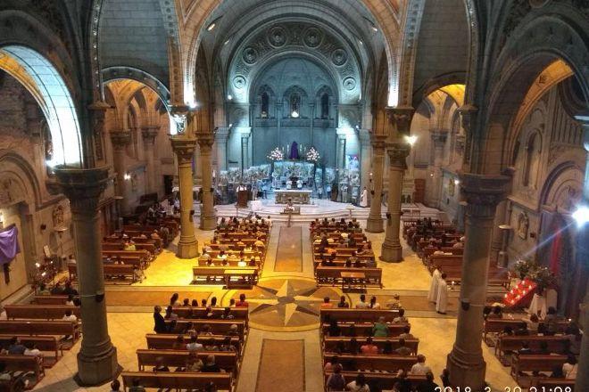 Iglesia de San Lazaro, Santiago, Chile