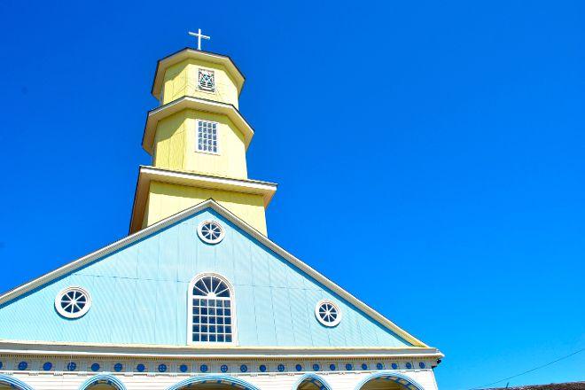Iglesia Nuestra Senora del Rosario, Chonchi, Chile