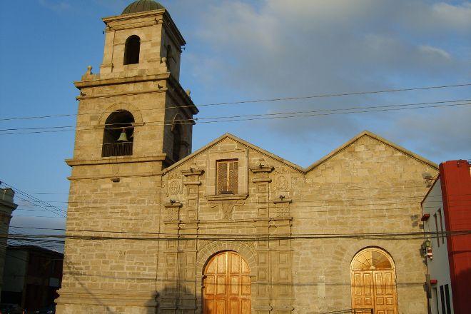 Iglesia San Francisco de Asis, La Serena, Chile