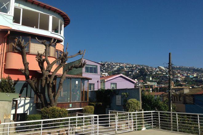 La Sebastiana, Valparaiso, Chile