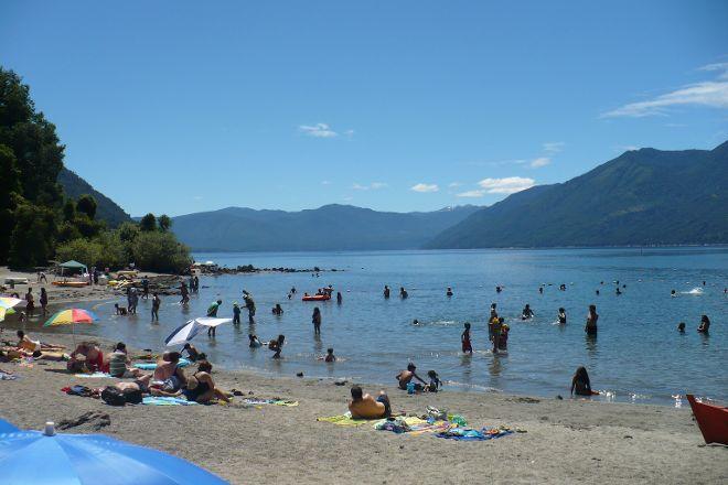 Lake Caburga, Pucon, Chile