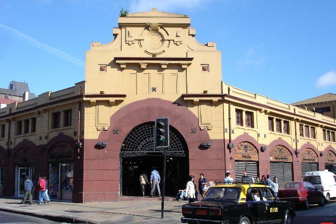 Mercado Municipal de Temuco, Temuco, Chile