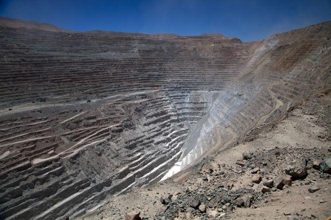 Mina de Chuquicamata, Calama, Chile