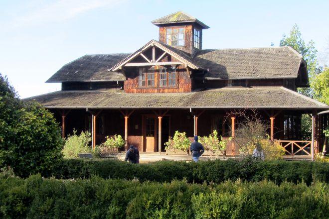 Museo Colonial Aleman, Frutillar, Chile