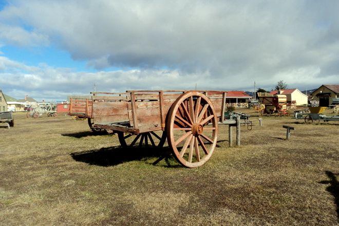 Museo Del Recuerdo, Punta Arenas, Chile