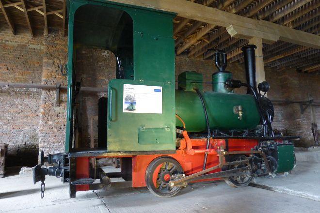 Museo Historico e Industrial Puerto Bories, Puerto Natales (Torres del Paine), Chile