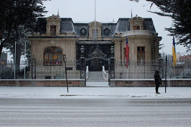 Museo Regional De Magallanes, Punta Arenas, Chile
