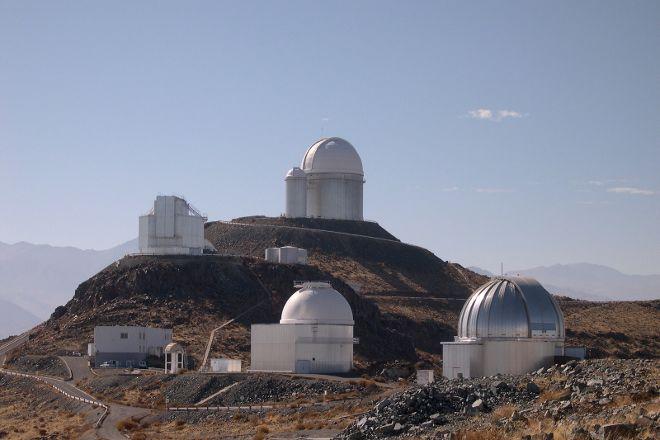 Observatorio Astronomico la Silla de Eso, La Serena, Chile