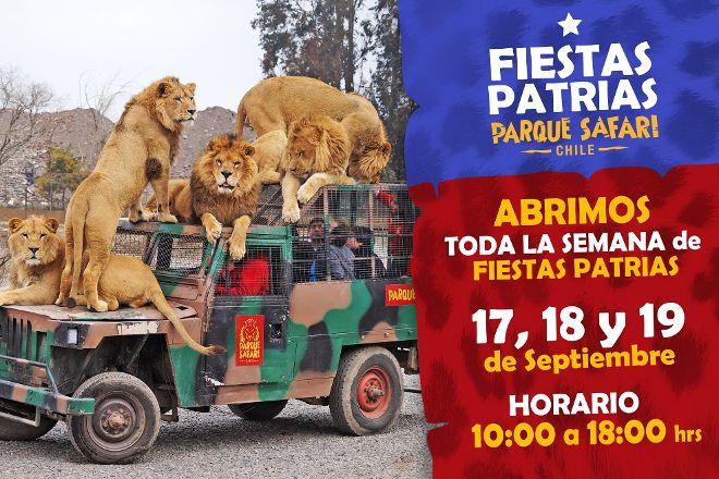 Parque Safari, Rancagua, Chile