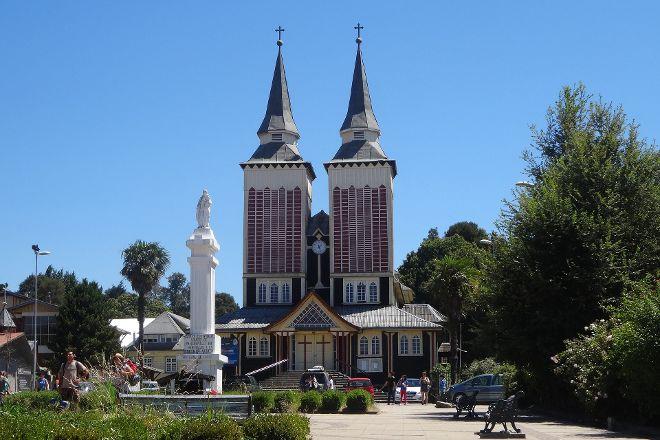 Parroquia San Sebastian, Panguipulli, Chile