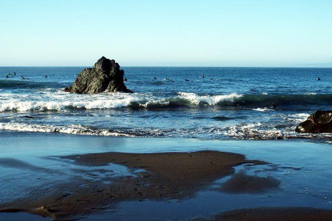 Playa Punta de Lobos, Pichilemu, Chile