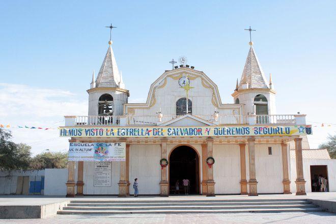 Santuario de Nuestra Senora Del Carmen de la Tirana, Pozo Almonte, Chile
