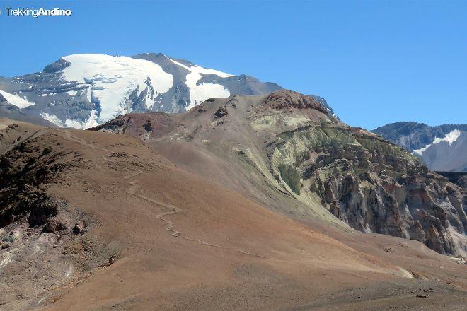 Trekking Andino, Santiago, Chile