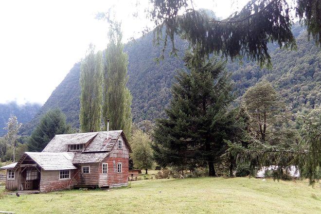 Valle El Callao, Puerto Varas, Chile