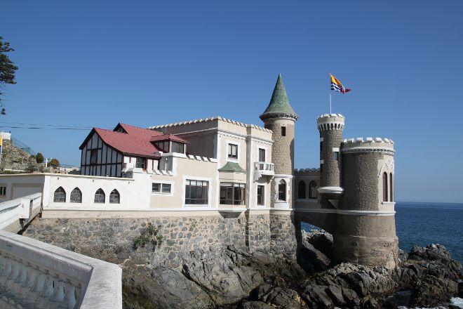 Wulff Castle, Vina del Mar, Chile