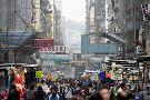 Hong Kong Sneakers Street