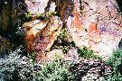 Yangwang Mountain Cliffside Images