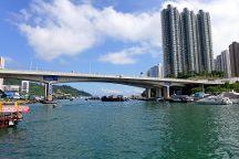 Ap Lei Chau Bridge, Hong Kong, China