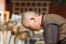 Canggu Temple, Lhasa, China