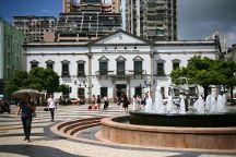 Exhibitions Gallery of IACM, Macau, China