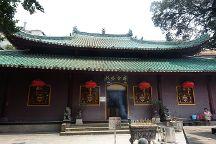 Hoi Tong Monastery, Guangzhou, China