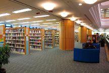 Hong Kong Central Library, Hong Kong, China