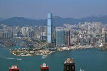 International Commerce Centre, Hong Kong, China