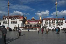 Monument of Alliance Between Tang Dynasty and Tibetan Regime, Lhasa, China
