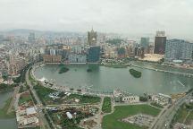 Nam Van Lake, Macau, China