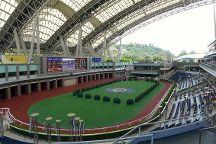 Sha Tin Racecourse, Hong Kong, China