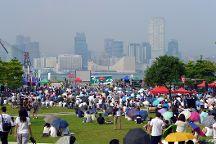 Tamar Park, Hong Kong, China