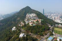 Wong Nai Chung Gap Trail, Hong Kong, China