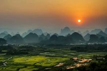 Yangshuo Private Tour-Day Tour, Yangshuo County, China