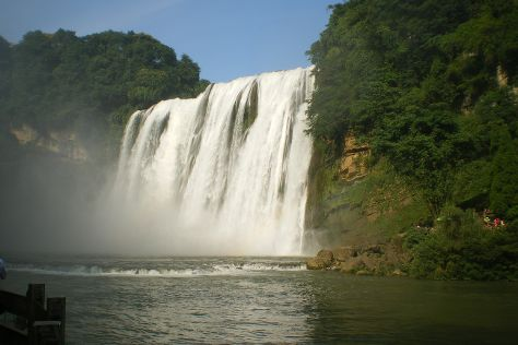 Huangguoshu Water Falls, Zhenning County, China