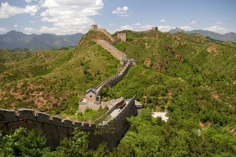Jinshanling Great Wall, Luanping County, China