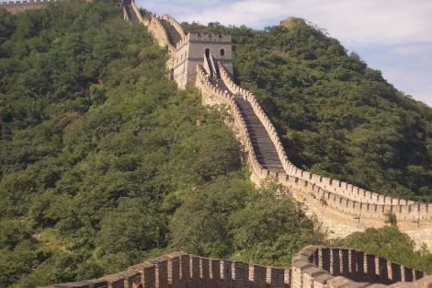 Lulong Great Wall, Lulong County, China