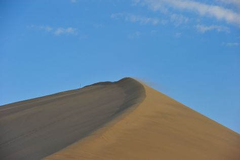 Mingsha Shan - Echoing-Sand Mountain, Dunhuang, China