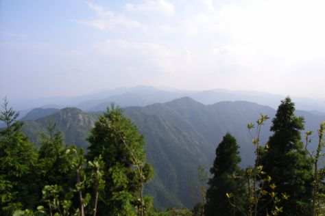 Mount Hengshan, Hengyang, China