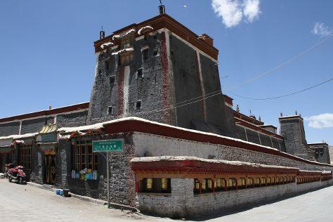 Sakya Monastery, Sa'gya County, China