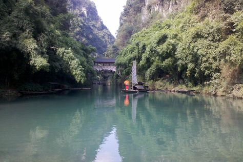 Sanxia Family Scenic Resort, Yichang, China
