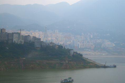 Shennong Stream, Badong County, China