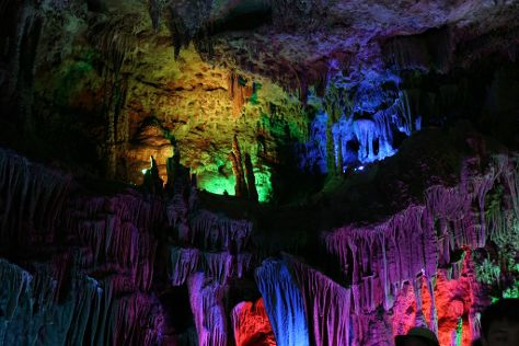 Silver Cave, Yangshuo County, China